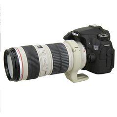 JJC TR-1II Colier trepied A-2 pentru Canon EF 300mm f/4L USM, EF 400mm f/5.6L USM, EF 70-200f/4L USM, EF 70-200mm f/4L IS USM