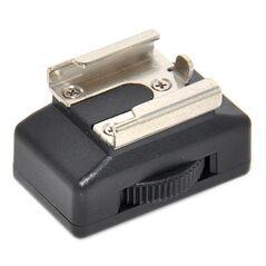 JJC MSA-9 Adaptor patina blitz – filet 1/4 tata pentru accesorii foto