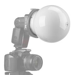 Kit pt blitz patina SGA-K9 - snoot, grid, beauty dish, globe diffuser, barndoor, softbox cu montura universala