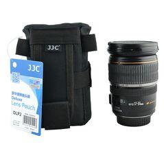 JJC DLP-2 Husa de protectie si transport pentru obiective foto DSLR