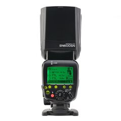 Shanny SN600SN Blitz Nikon i-TTL, wireless optic, HSS