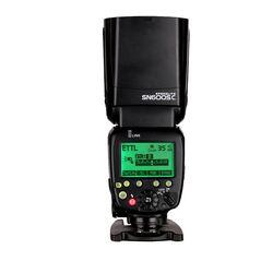 Shanny SN600SC Blitz Canon ETTL, wireless optic, HSS