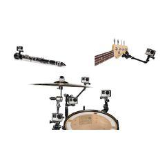 "Prindere ""Music Jam"" pentru instrumente muzicale compatibila GoPro, SJCAM GP309"