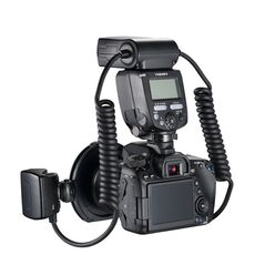 Yongnuo YN24EX Blitz macro E-TTL pentru Canon