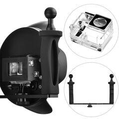 Dome port 6 inch cu stabilizare compatibil GoPro Hero 3+, 4 GP320A