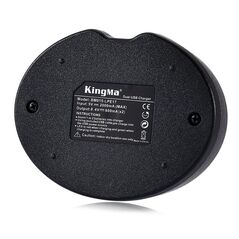 Incarcator KingMa USB dual LP-E17 pentru Canon