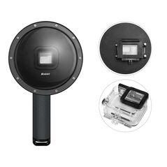 Dome port 6 inch compatibil GoPro Hero 5 Black, Hero 6 Black, Hero 7 GP376