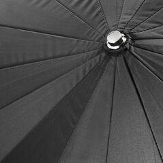 Umbrela studio reflexie white - black 100cm - 16 spite