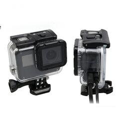 Carcasa de protectie GoPro Hero 5 Hero 6 Black Hero 7 cu acces porturi GP417