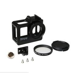 Cadru de protectie pentru camera SJCAM si filtru UV 40.5mm GP401