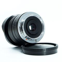 Obiectiv manual 7Artisans 12mm F2.8 pentru Olympus si Panasonic MFT M4/3-Mount