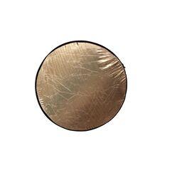 Blenda rotunda 5in1 gold silver difuzie alb sunfire  110cm