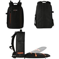 K&F Concept  rucsac foto waterproof L  KF13.037+ kit de curatare