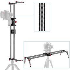 Slider din fibra de carbon 80cm pentru camere video si DSLR