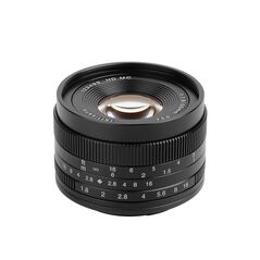 Obiectiv 7Artisans 50mm F1.8 APS-C pentru Fuji FX Mount