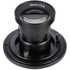 Obiectiv manual 7Artisans 35mm F5.6 pentru Sony E-Mount si drona Dajiang UAV