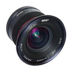 Obiectiv manual Meike 12mm F2.8 pentru FujiFilm FX-mount