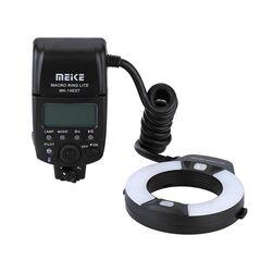 Meike  MK-14EXT Blitz macro i-TTL pentru Nikon