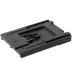 Adaptor de la NP-F la V-mount cu 2 sloturi pentru NP-F550 NP-F750 NP-F970