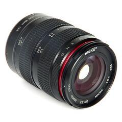 Obiectiv Telefoto manual Meike 85mm F2.8 Macro pentru Olympus si Panasonic MFT M4/3-mount Full-Frame