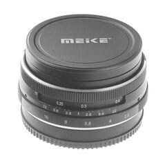 Obiectiv manual Meike 28mm F2.8 pentru Olympus si Panasonic MFT M4/3-mount