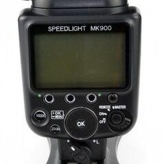 Meike MK-900 Blitz i-TTL compatibil Nikon