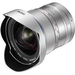 Obiectiv Manual Venus Optics Laowa Zero-D 12mm f/2.8 Silver pentru Nikon F