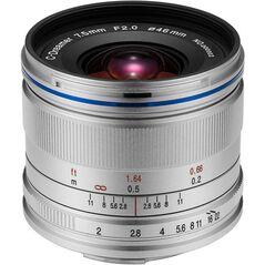 Obiectiv Manual Venus Optics Laowa wide-angle 7.5mm f/2 Negru pentru Olympus si Panasonic MFT M4/3