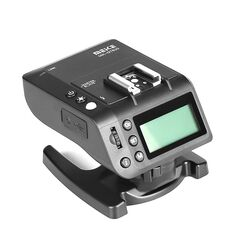 Kit Macro Meike MK-MT24 1xTransceiver TTL 2x Blitz-uri Wireless pentru Nikon