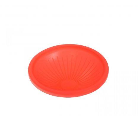 Capac flash diffuser rosu pentru bounce-diffuser Lambency