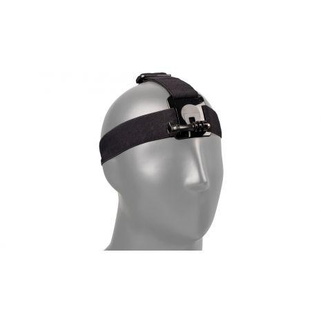 Curea compatibila GoPro Head Strap pentru GoPro Hero 1 Hero 2 Hero 3 Hero 3+Hero 4 Hero 5 Hero 6 Hero 7 GP23