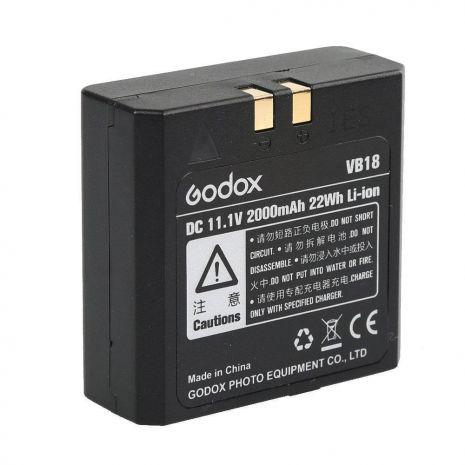 Godox VB-18 acumulator 2000mAh pentru Blitz V860