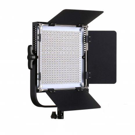 Sutefoto 660A PRO Panou 600 LED-uri CRI 95 si temperatura de culoare reglabila 3200K-5600K