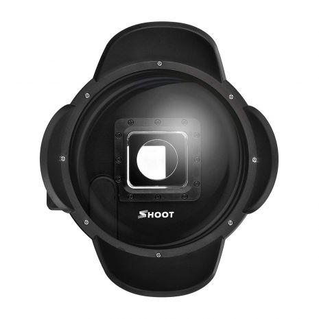 Dome port mini 4 inch compatibil GoPro Hero 3+, 4 GP323