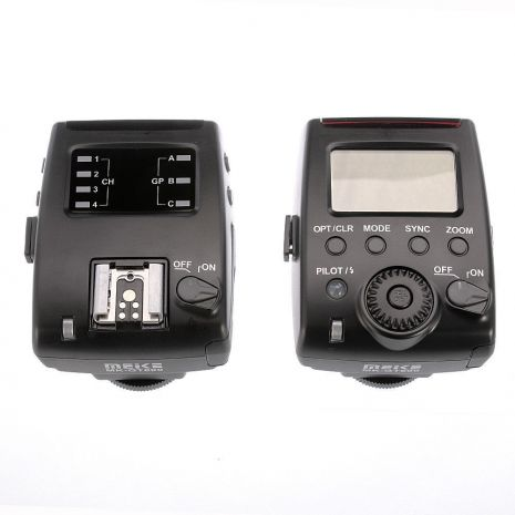 Kit Meike MK-GT600C Trasmitator-Receptor Wireless 1/8000s HSS pentru Canon