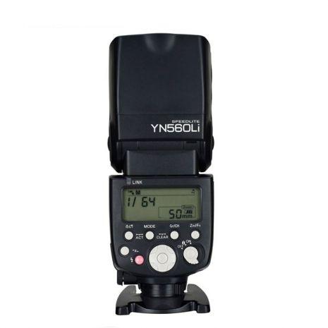 Yongnuo YN560Li Blitz cu radio transceiver 2.4GHz functie master / slave