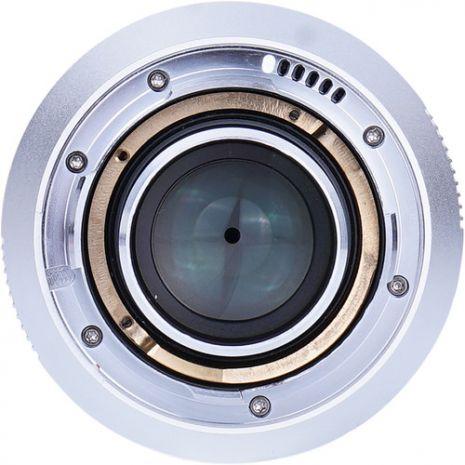 Obiectiv 7Artisans 50mm F1.1 gri pentru Leica L-mount