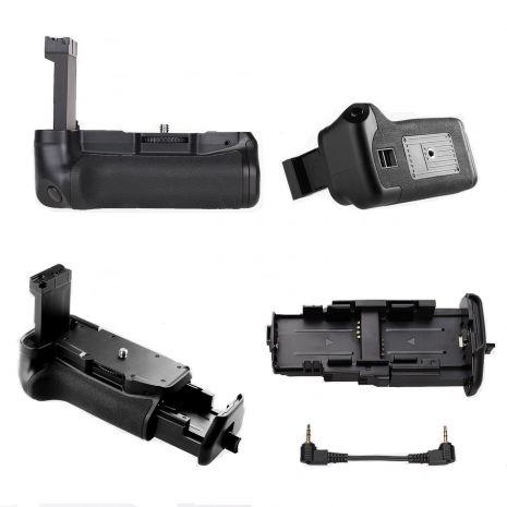 Grip pentru Canon EOS 800D 77D Rebel T7i Kiss X9i