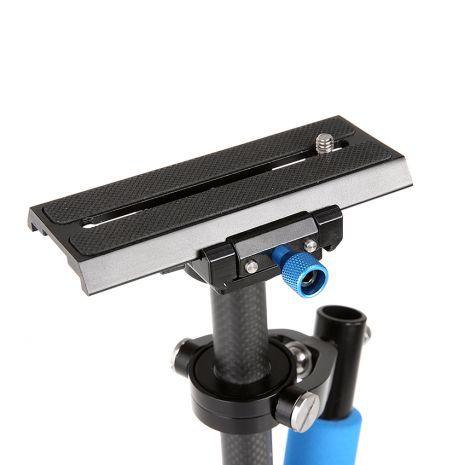 Stabilizator carbon SF-08 handhled pentru DSLR si camere video