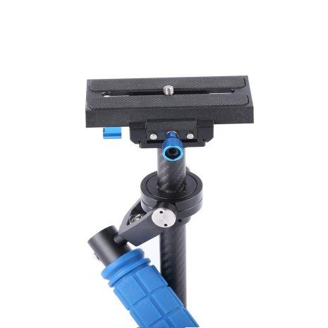 Stabilizator carbon SF-04 handhled pentru DSLR si camere video