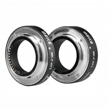 Tuburi de extensie macro Meike MK-F-AF3 cu Auto focus pentru FujiFilm