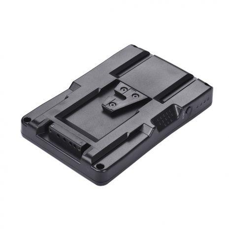 Adaptor F2-BP de la NP-F la V-mount cu 2 sloturi pentru NP-F550 NP-F750 NP-F970