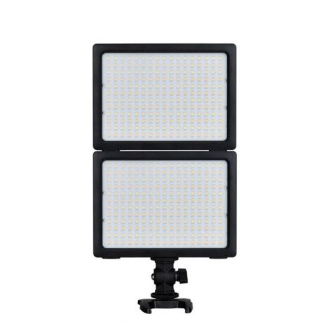 Yongnuo YN204 Lampa foto-video 204 PRO LED, CRI 95 cu temperatura de culoare reglabila 3200-5500K