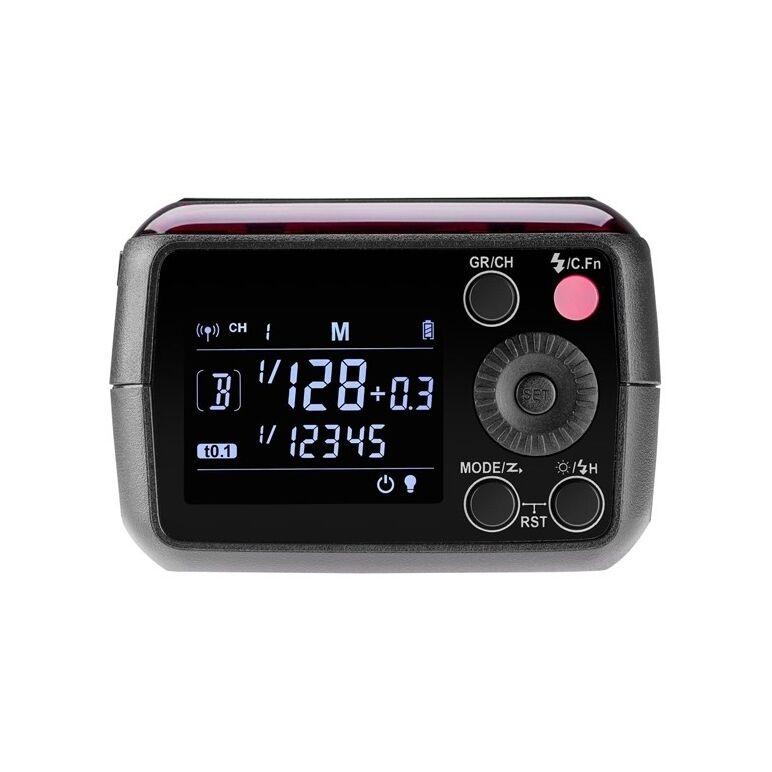 Blitz portabil Godox AD200 cu receptor radio 2.GHz X-System